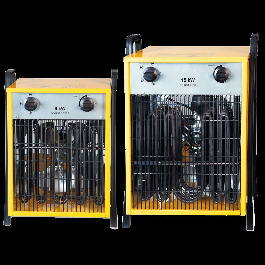 Calefactores Electricos