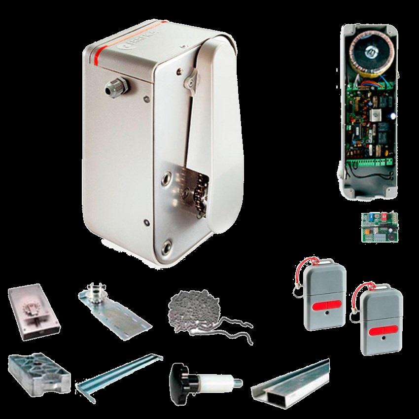 Kit Automatización Puertas Basculantes