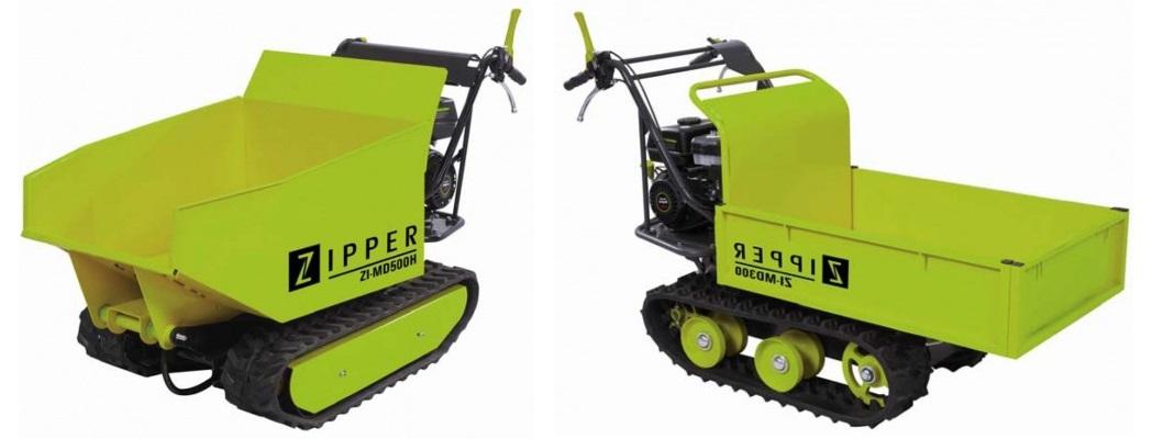 MINI DUMPERS, alto rendimiento para el transporte y carga en la obra ...