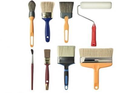 Banizar la madera consejos y materiales necesarios maquituls herramientas profesionales - Brochas pintura ...