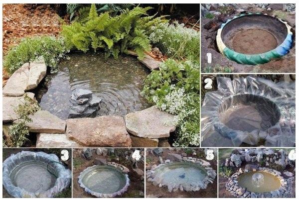 Beneficios de tener un estanque en tu propio jard n for Nombre de estanque pequeno para tener peces